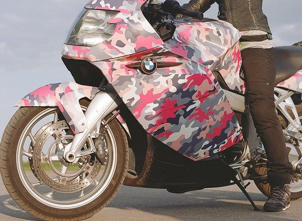 Я и друг мой мотоцикл: Девушки о мотоспорте  и своих байках. Изображение № 8.