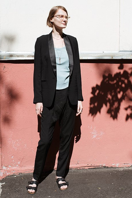 Директор по маркетингу  Анна Петухова  о любимых нарядах. Изображение № 8.