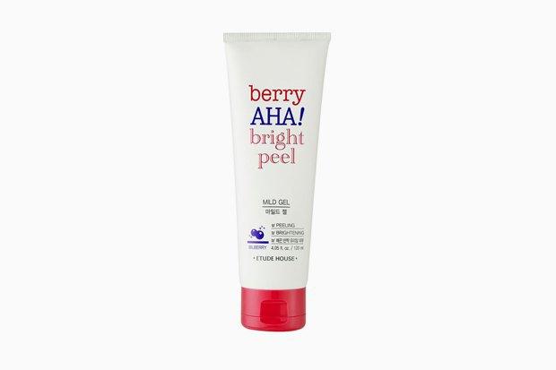 Гель-пилинг Etude House Berry AHA Bright Peel Mild Gel. Изображение № 4.