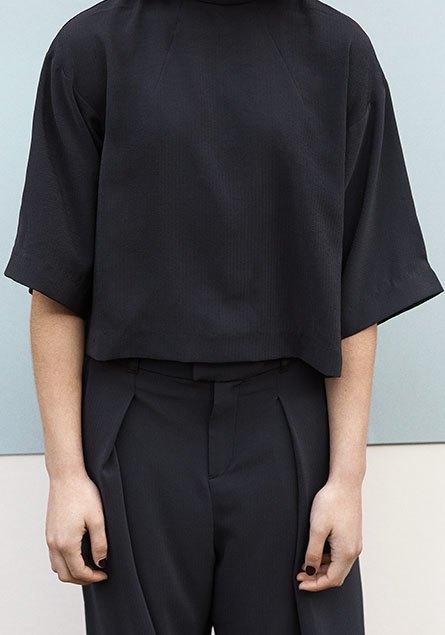 Модель: Лидия Грэм (Models1), стиль: Александра Карл, фото: Эрик Вольстрём. Изображение № 16.