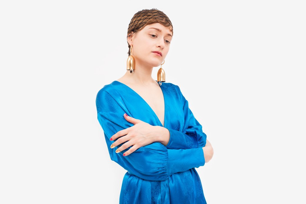 Дизайнер Надежда Одинаева о любимых нарядах. Изображение № 1.