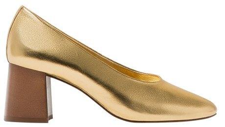 Туфли на низком каблуке: От простых до роскошных . Изображение № 2.