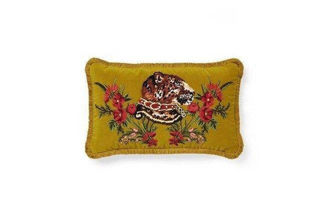 Gucci выпустили первую линию мебели и декора  для дома. Изображение № 6.