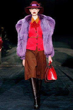 Gucci FW 2011 . Изображение № 49.