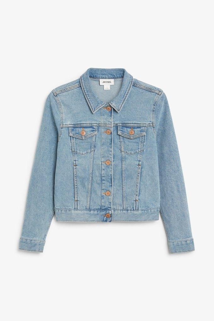 Сила денима: Monki показали лукбук новой коллекции «Just Jeans» . Изображение № 28.