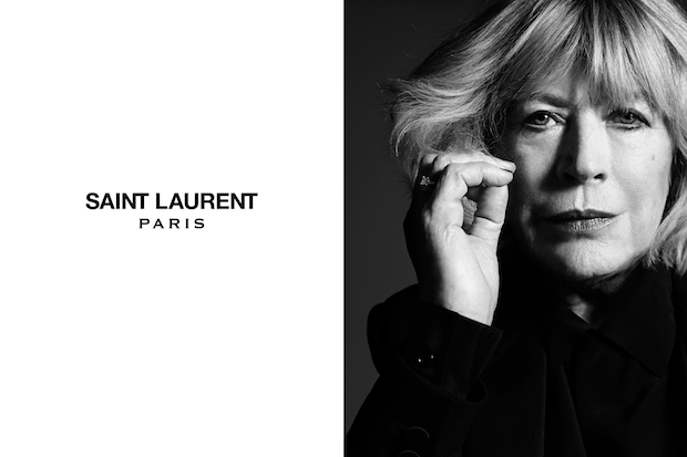 Марианна Фейтфулл стала одной из муз Saint Laurent. Изображение № 1.