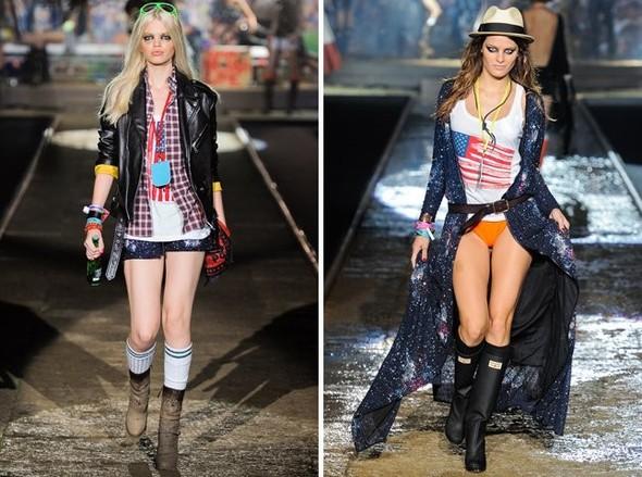 Показы Milan Fashion Week SS 2012: День 6. Изображение № 8.