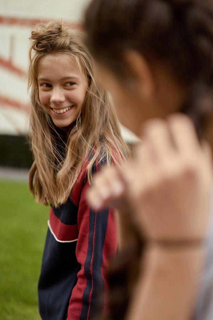 Birdie выпустили съёмку причёсок с девочками-подростками. Изображение № 9.