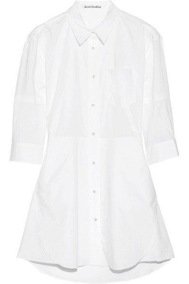 Платья-рубашки  в весенне-летних коллекциях. Изображение № 12.