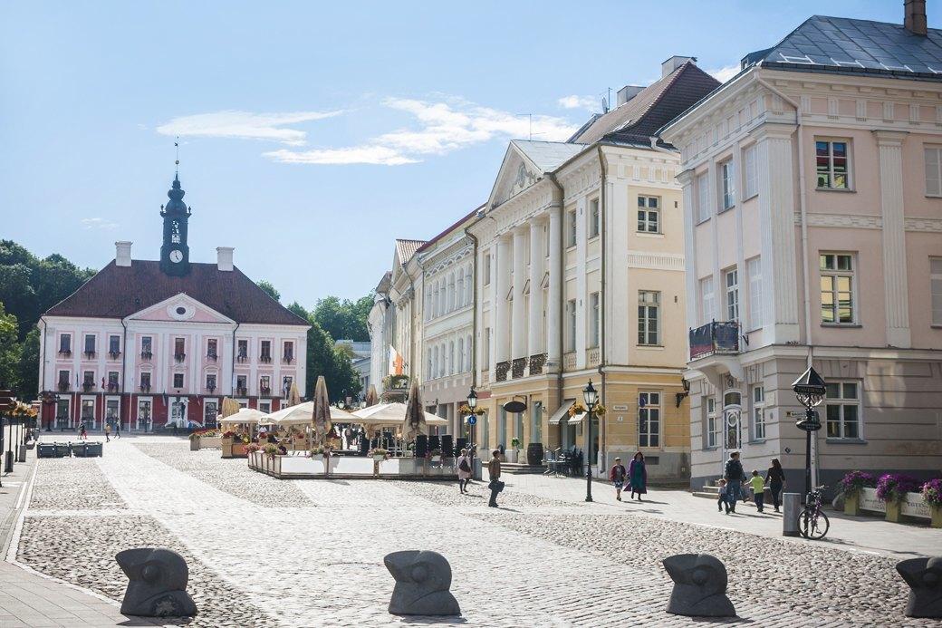 «Как там, не обижают?»: Однополая пара о переезде в Эстонию. Изображение № 1.