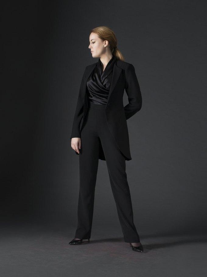 Вивьен Вествуд создала костюмы для симфонического оркестра. Изображение № 1.