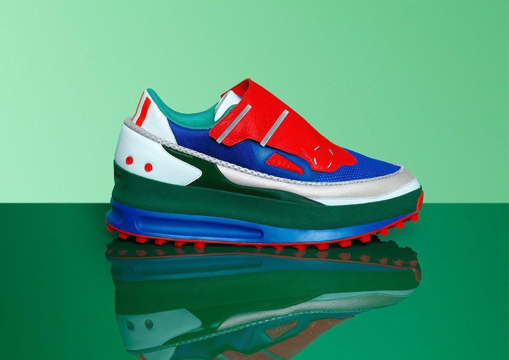 На три полоски: Как adidas приходит  на смену Nike. Изображение № 6.