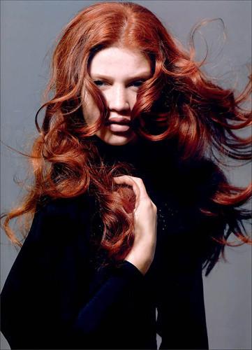 Фантастическая миссис Фокс: 8 моделей с рыжими волосами. Изображение № 30.