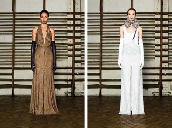 Givenchy Spring 2012 Haute Couture . Изображение № 15.