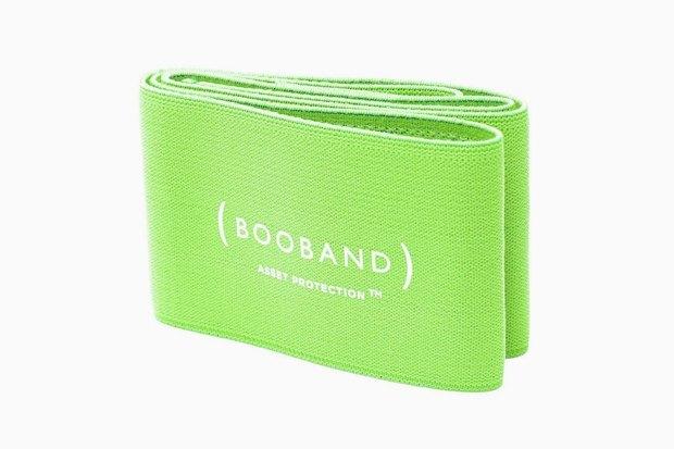Лента Booband для поддержки груди на тренировках. Изображение № 4.