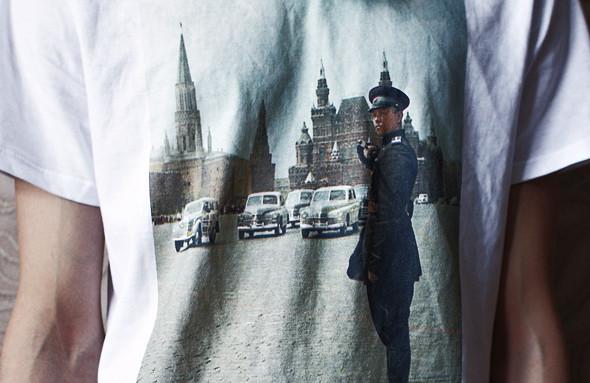 Гардероб: Андрей Толстов, модель, сотрудник магазина «КМ20». Изображение № 2.