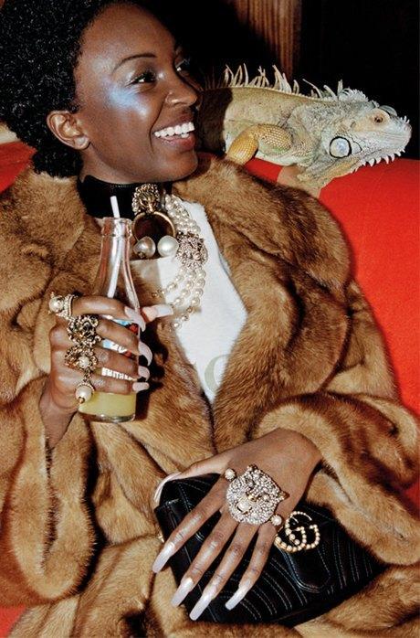Танцуют все: Кампания Gucci, вдохновлённая 60-ми. Изображение № 12.