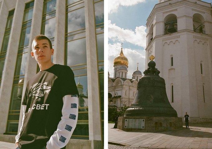 Гоша Рубчинский и Толя Титаев запустили новую марку «Рассвет». Изображение № 3.