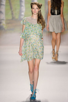 Tracy Reese SS 2012 . Изображение № 120.