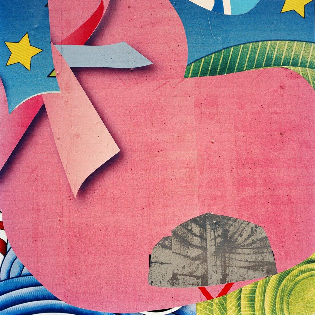 «Безымянные билборды»: Картины из рекламных щитов. Изображение № 12.
