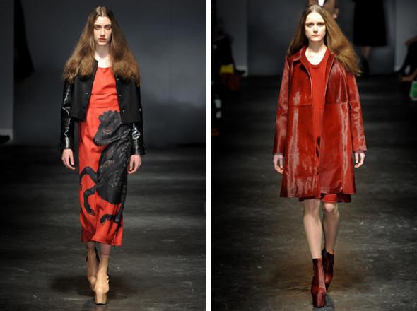 Показы на London Fashion Week AW 2011: день 2. Изображение № 4.