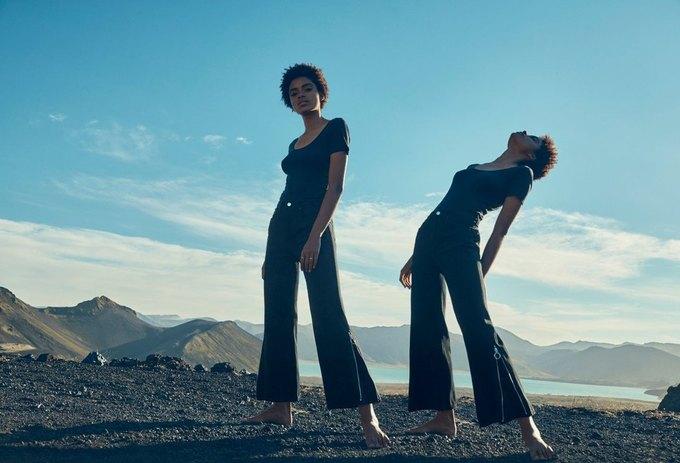 H&M выпустили коллекцию из переработанных тканей. Изображение № 6.