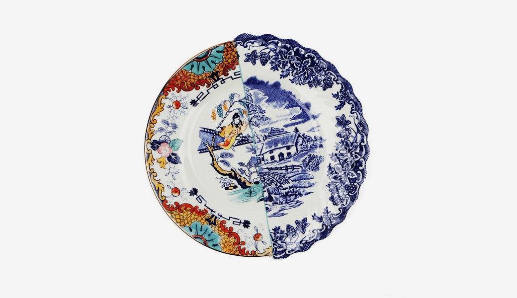 Двуличные тарелки  Hybrid CTRLZAK. Изображение № 1.