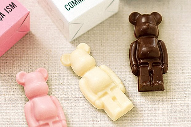 Comme Ca Ism сделали шоколад с Medicom. Изображение № 1.