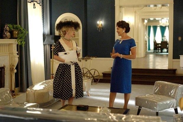 Заклятые подруги: Сериал «Вражда» с Джессикой Лэнг и Сьюзен Сарандон. Изображение № 6.