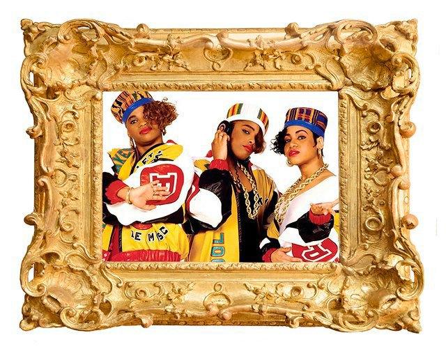 Неистовый респект: Женщины в хип-хопе,  часть I . Изображение № 14.