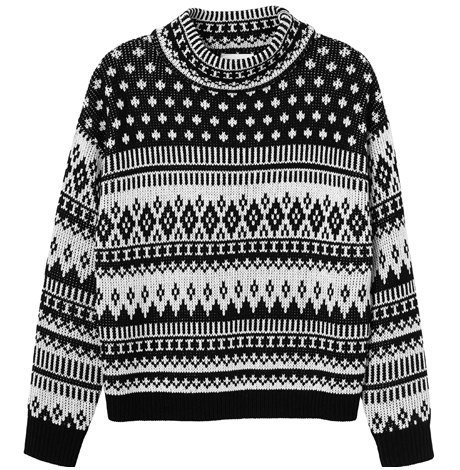 10 рождественских свитеров для себя  или в подарок. Изображение № 2.