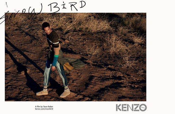 Режиссёр трансгендерной драмы «Мандарин» снял фэшн-фильм для Kenzo. Изображение № 3.