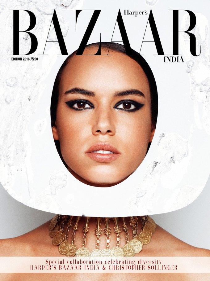 Для обложки Harper's Bazaar впервые снялись модели-трансгендеры. Изображение № 7.