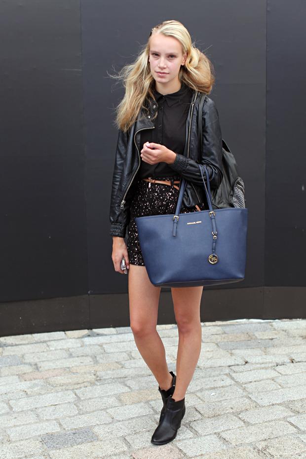 Streetstyle: Неделя моды в Лондоне, часть 1. Изображение № 16.