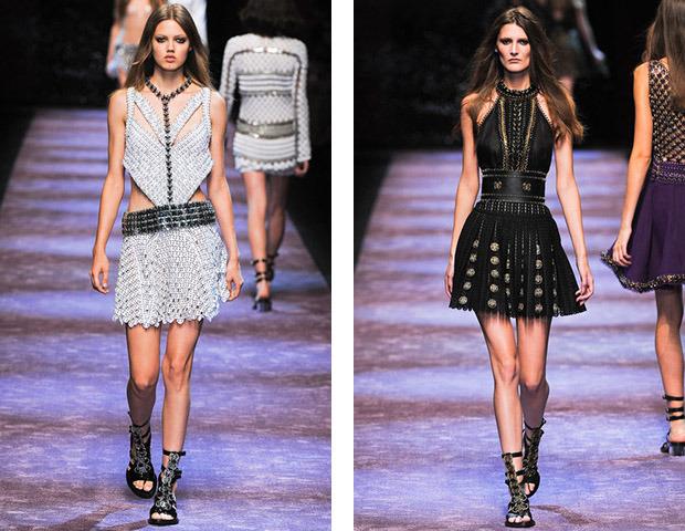 Парижская неделя моды: Показы Chanel, Valentino, Alexander McQueen и Paco Rabanne. Изображение № 35.