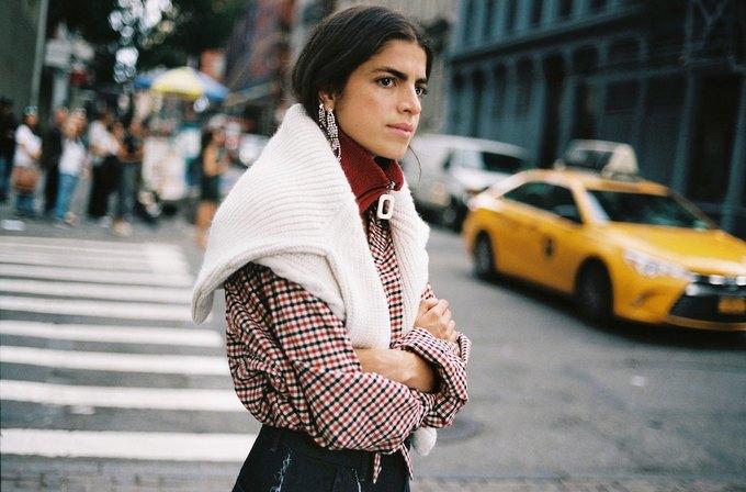 Леандра Медин провела экскурсию по Нью-Йорку  в фильме Mango. Изображение № 1.