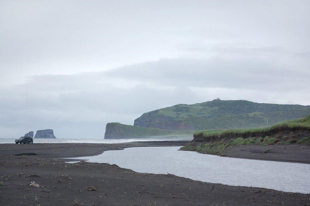 Поход по Камчатке:  160 километров пешком  и подъем на один вулкан. Изображение № 10.