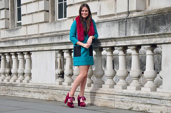 London Fashion Week: Уличный стиль, часть 2. Изображение № 9.