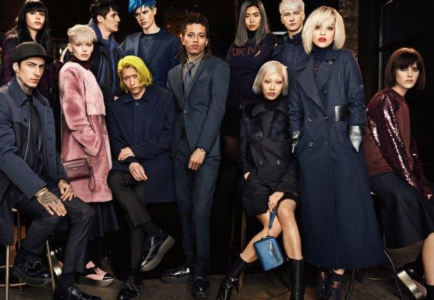 У DKNY вышла рекламная кампания с «настоящими нью-йоркцами». Изображение № 5.