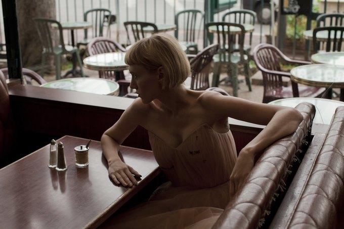 Tattoosweaters представили красивую съёмку  с фотодуэтом Bénin Paris. Изображение № 2.