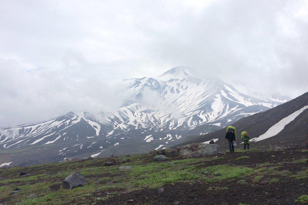 Поход по Камчатке:  160 километров пешком  и подъем на один вулкан. Изображение № 9.