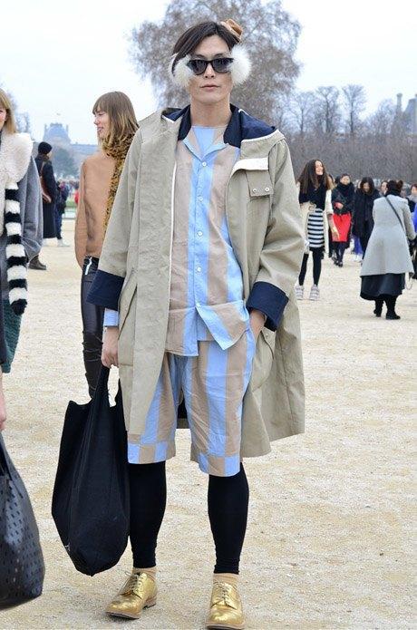 Гости Парижской недели моды FW13, часть 1. Изображение № 20.