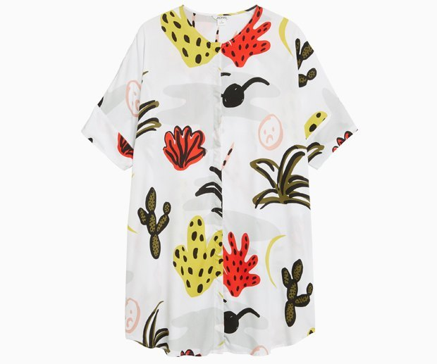 Надел и пошёл: 10 платьев-рубашек от простых до роскошных. Изображение № 5.
