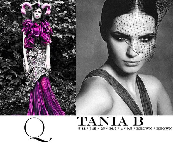 Композитки пяти модельных агентств к Нью-Йоркской неделе моды. Изображение № 23.