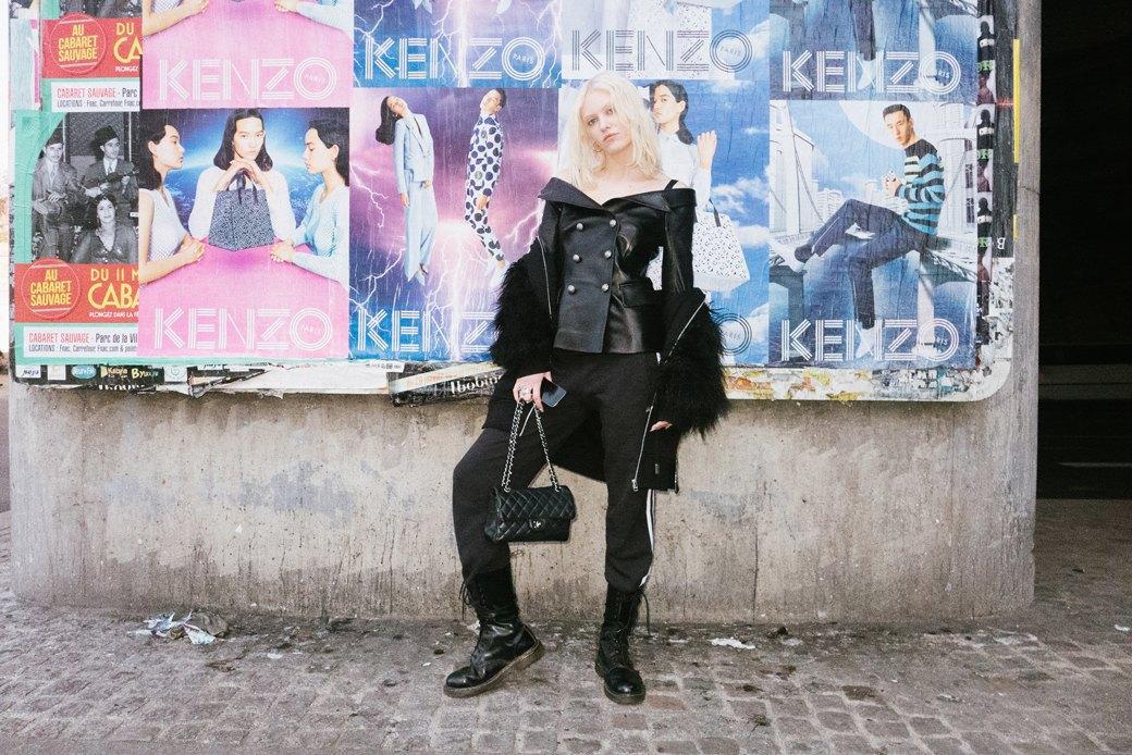 Бедные и клевые: Другая жизнь на Неделе моды в Париже. Изображение № 2.