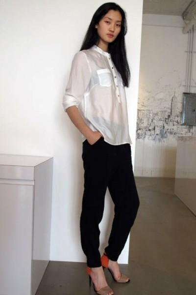 Новые лица: Лина Чжан, модель. Изображение № 38.