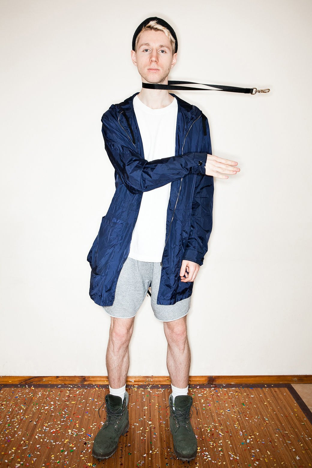 Александр Зубрилин, младший редактор моды Interview. Изображение № 33.
