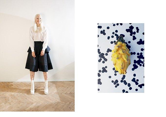 Ксения Шнайдер,  украинский фэшн-дизайнер. Изображение № 15.
