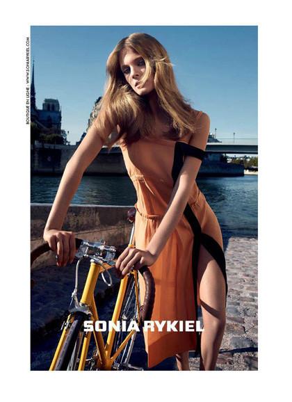 Ах, лето: Фэшн-съемки с велосипедами. Изображение № 20.