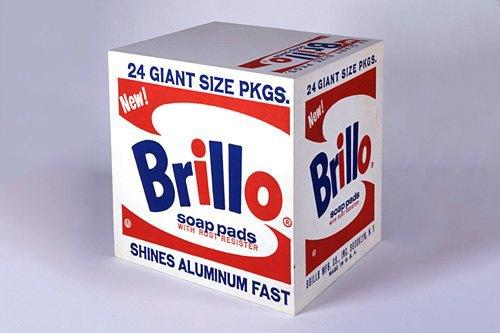 Энди Уорхол «Brillo Soap Pads Box», 1964. Изображение № 2.